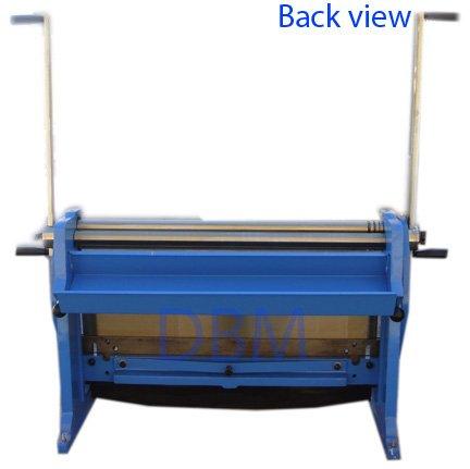30'' Shear Press Brake Bender Slip Roll Roller Sheet Metal Finger Box 20 Gauge by Generic (Image #7)