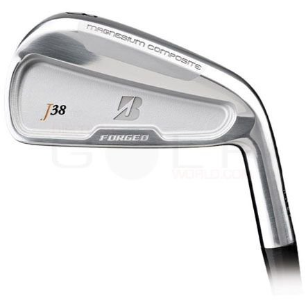 Amazon.com: Bridgestone J38 cabezal de Club de Golf forjado ...