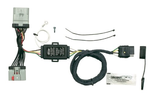 Trailer Hopkins Wiring (Hopkins 42475 Plug-In Simple Vehicle Wiring Kit)