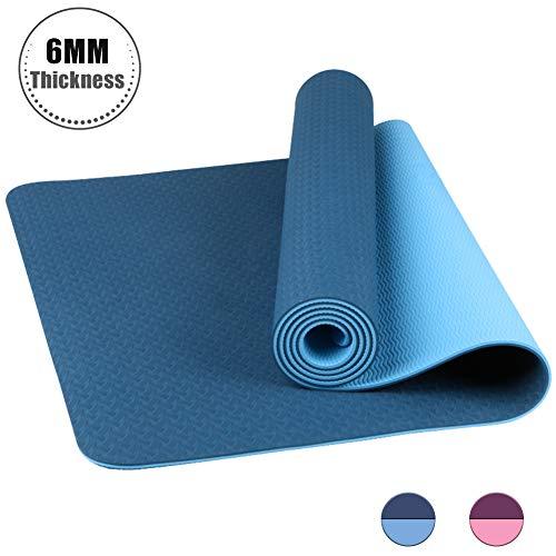 馃 StillCool Esterilla Yoga TPE Colchoneta de Yoga