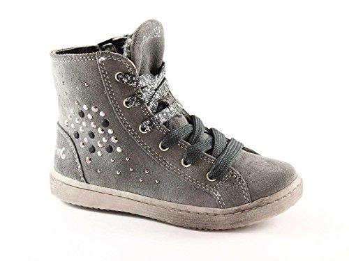 PRIMIGI 21980 30/35 graue Schuhe Babyschuhe zip Grigio