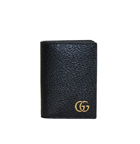 2d10fac1c928 Gucci GG Marmont Leather Card Case, Black 428737 - Buy Online in UAE. |  Apparel Products in the UAE - See Prices, Reviews and Free Delivery in Dubai,  ...