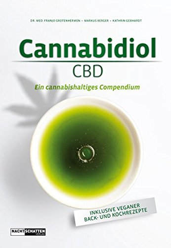 Cannabidiol (CBD) / Bild: Amazon.de