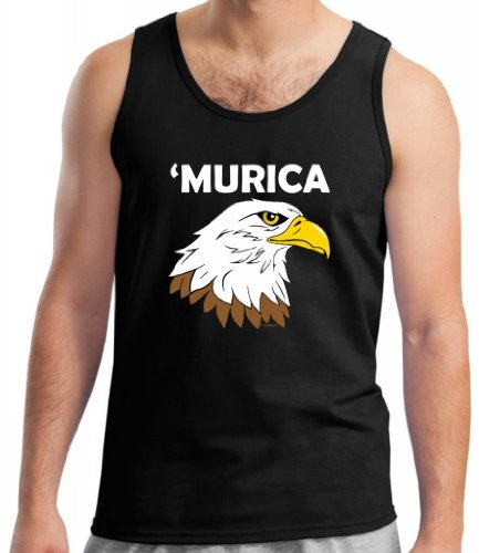 ThisWear A WUS 04 Tank Top 2200 Murica