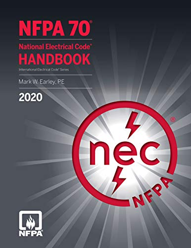National Electrical Code 2020 Handbook (National Electrical Code Handbook)