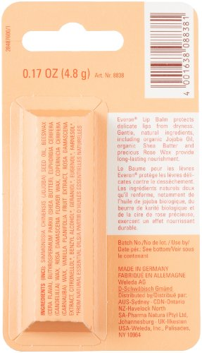 Weleda Everon Lip Balm, 0.17 Ounce (Pack of 3) by Weleda (Image #1)