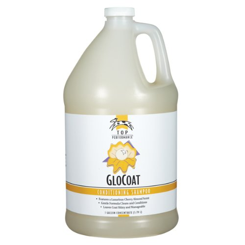 Top Performance GloCoat Conditioning Dog Shampoo, 1-Gallon, My Pet Supplies