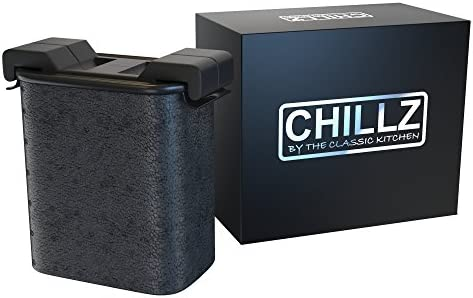 Chillz Clear Shapes Spheres Whiskey product image