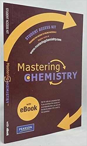 Mastering chemistry online homework
