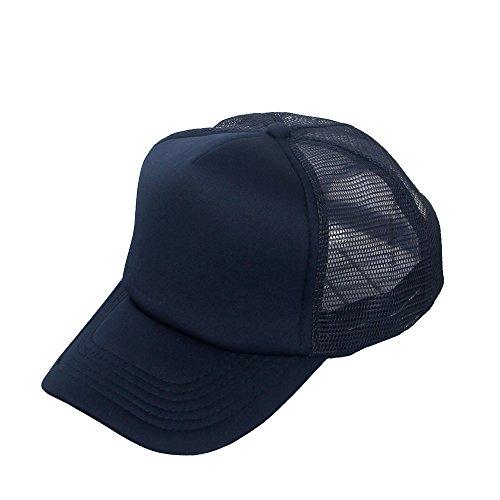 para Gorra marino spring azul de hombre béisbol oriental wzqIC