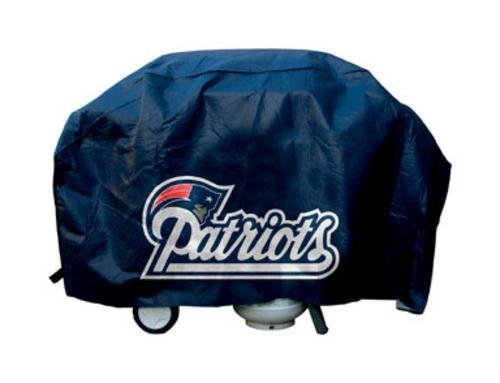 NFL New England Patriots Vinyl Padded Deluxe Grill ()