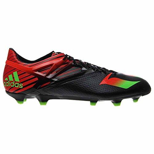 6 Slime Red Morsetti Messi Adidas 15 5 Black green solar 1 Calcio Ag Nero Rosso Di Fg wvqggaBtA