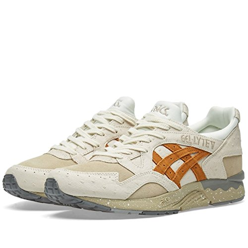 30 cm Lyte Cathay 12 White 5 V EU US White Asics Gel Uomo Spice Spice Sneakers Tartufo Slight Cathay 11 UK 5 Adulto H6T2L 47 0 da Slight Confezione gqRB57x