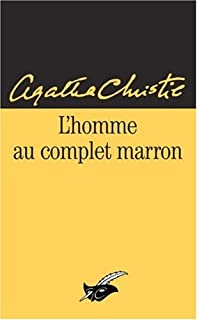 L'homme au complet marron, Christie, Agatha