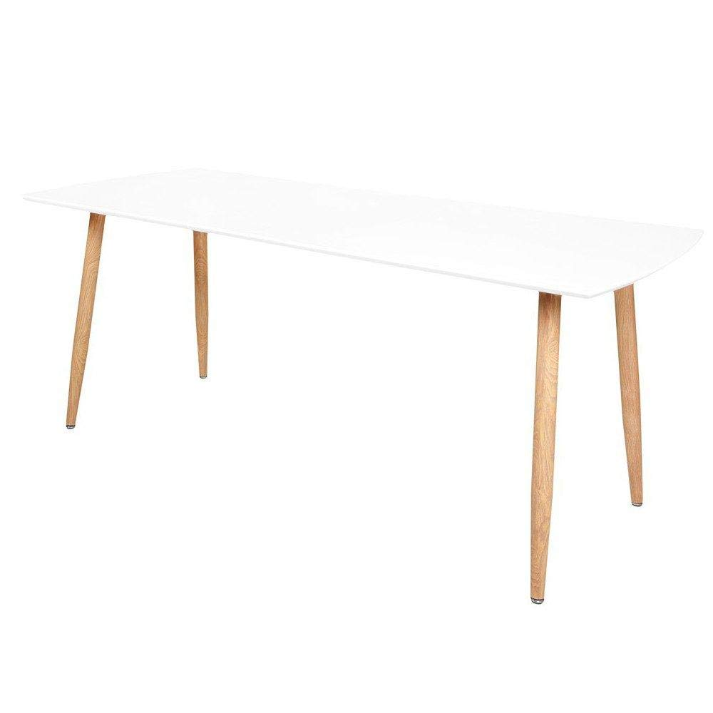 Cm 14080 Inside Design Rio Repas Table Scandinave Extensible wvmON8n0