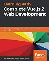 Complete Vue.js 2 Web Development Front Cover