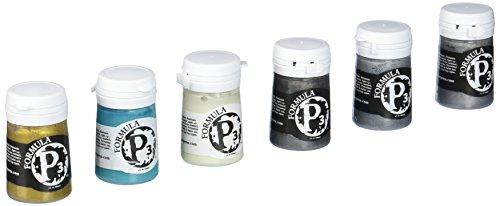 Privateer Press Formula P3 Convergence Colors Model Kit 3