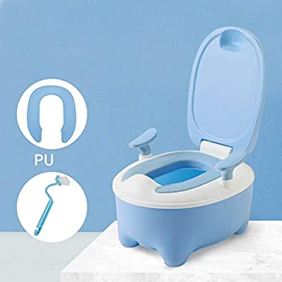 Admirable Jccoz Travel Potty Chair With Armrests Thickened Soft Seat Evergreenethics Interior Chair Design Evergreenethicsorg