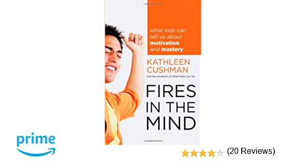 Fires in the Mind: What Kids Can Tell Us About Motivation and ...