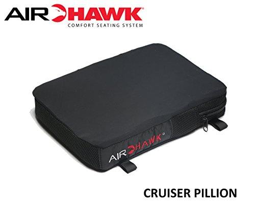 Airhawk Small Pillion Motorcycle Seat Pad Cushion - 11
