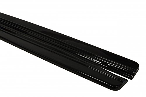 (Side Skirts Add-On Diffusers Audi A5 S-Line)