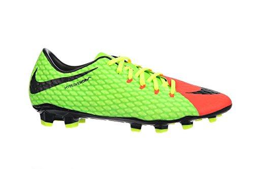 Hypervenom Nike hyper Iii Football Fg Green black Electric Phelon Bw5Cwq