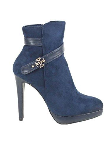 Stiefel Kebello Blau Kebello SA906 Stiefel nZ1ORqxE