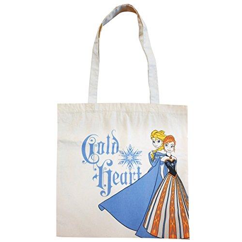 Queen Cotton bag Elsa u0026 Ana ECDS338 of snow and Ana