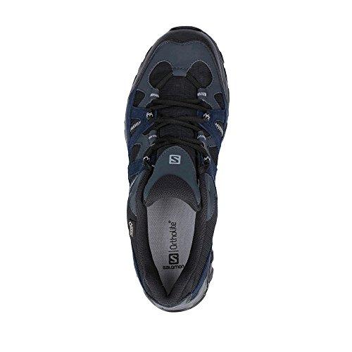 Salomon - Zapatillas para correr en montaña para hombre azul Magnet/Phantom/Reflecting 41 1/3