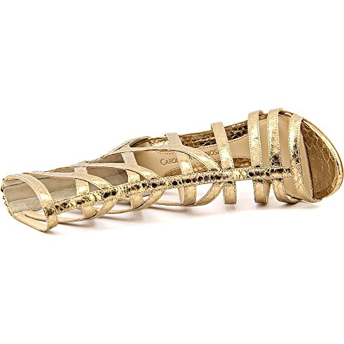 Carolinna Espinosa Sari2 Women Us 8 Sandalo Gladiatore Oro