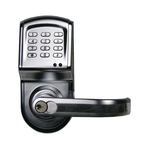 Linear 212Ls-C26dcr-Rt Electronic Access Control Cylindrical Lockset (Right Hand ()