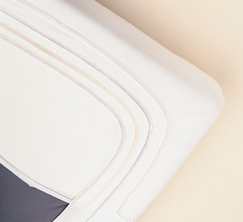 5 DOZEN SOFT-FIT® KNITTED BASSINET & CRIB SHEET, 28'' x 52'' x 4'' by BH Medwear