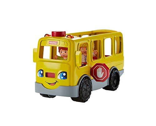 Mattel Fisher-Price LP Large VEH Bus-GE