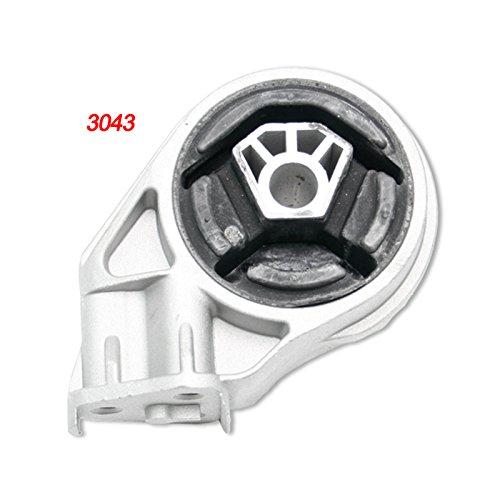 OMNI 5 Fits 05-10 Chevy Cobalt/ Pontiac G5, MANUAL 2.0L 2.2L 2.4L Rear Trans Mount 05 06 07 08 09 10 A3043: S1054
