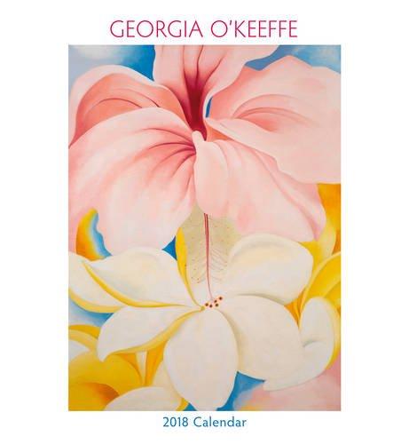 Georgia O'keeffe 2018 Wall Calendar