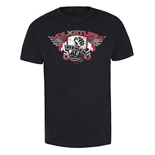 """Volxsturm """"Gegenschlag"""" T-Shirt (S)"""