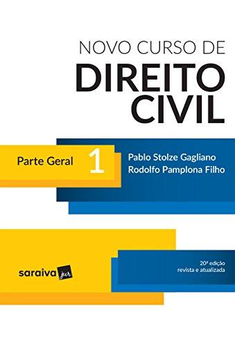 Novo Curso de Direito Civil 1  Parte Geral