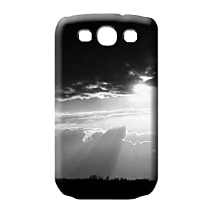 samsung galaxy s3 case cover Top Quality High Grade Cases mobile phone carrying covers sky blue air white cloud