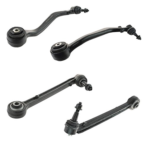 4 Piece Control Arm Kit LH & RH Front Lower Forward & Rearward for Chevy - Chevy Bushings Camaro Front