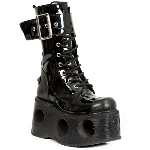 NEWROCK NR M.312 S5 Black - New Rock Spring Boots - Unisex