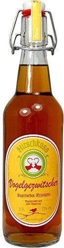 Hirschkuss Vogelgezwitscher 0,5l