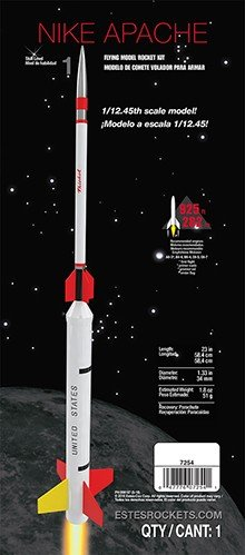 Estes Flying Model Rocket Kit Nike Apache 7254 by Estes (Image #3)