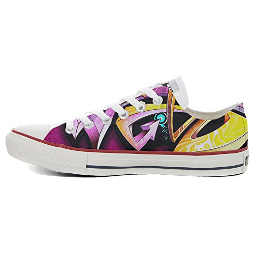 Street Star All Handmade Personalizados Producto Zapatos Converse Style Slim x0Zqaw5and