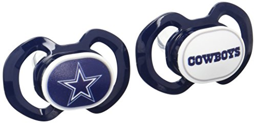 Baby Fanatic Dallas Cowboys 2 Piece Pacifier Set