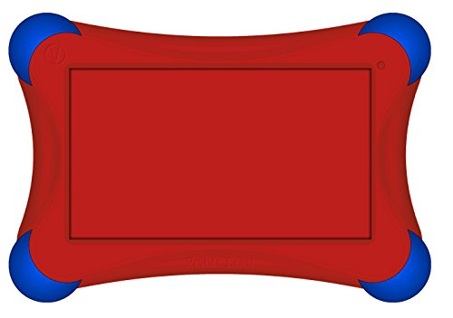 Visual Land 7-Inch Safety Bumper (ME-BP-037-RED)