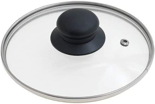 Glass Lid 22cm/8.75inches Dia