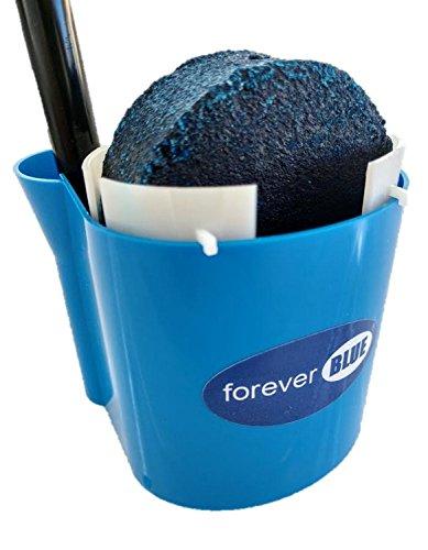 5か月のフラッシュ(自動トイレ便器クリーナードロップイン) ブルー 1PKFBMOD02 B07K1HCN97  1