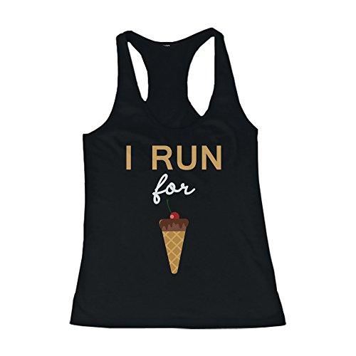 i run for ice cream shirt - 6