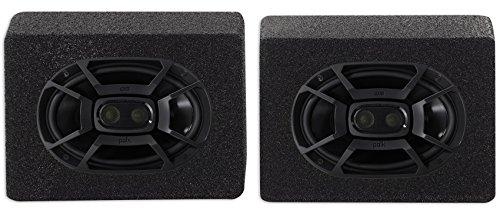 Car Audio Speaker Enclosures ((2) Polk Audio DB692 6X9