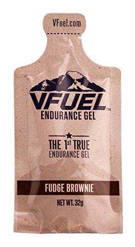 VFuel Endurance Gel-Fudge Brownie 24 pack